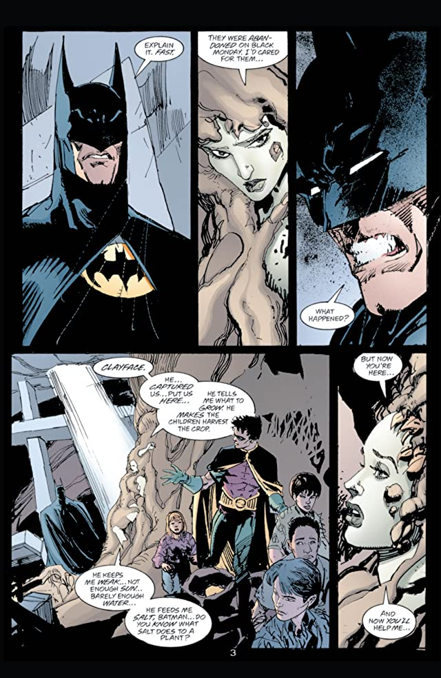 click for super-sized previews of Batman (1940-2011) #568