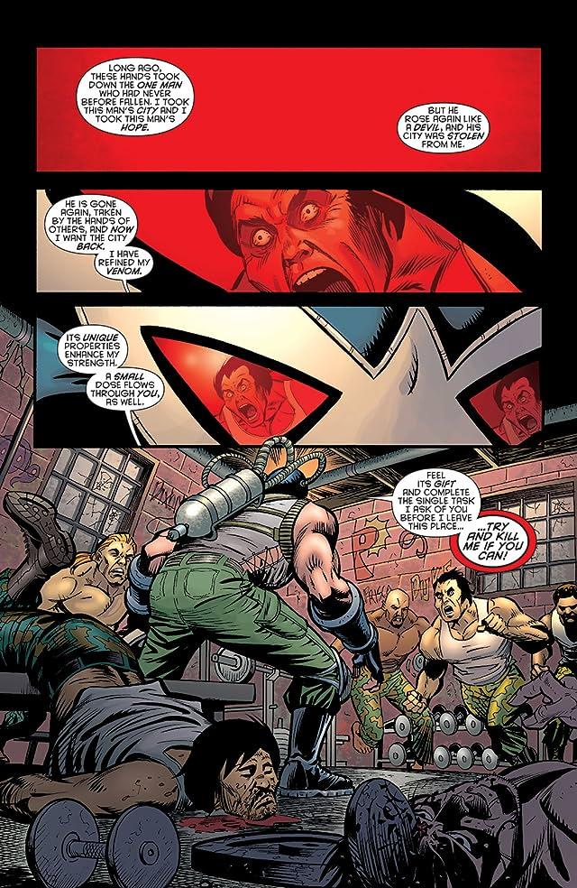 Batman (2011-) #23.4: Featuring Bane
