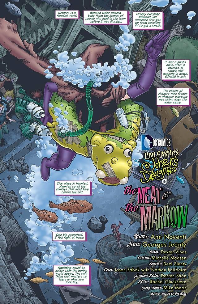 Batman: The Dark Knight (2011-2014) #23.4: Featuring Joker's Daughter