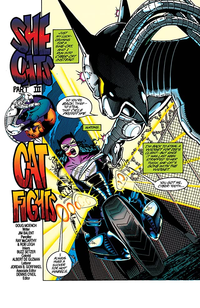click for super-sized previews of Catwoman (1993-2001) #44