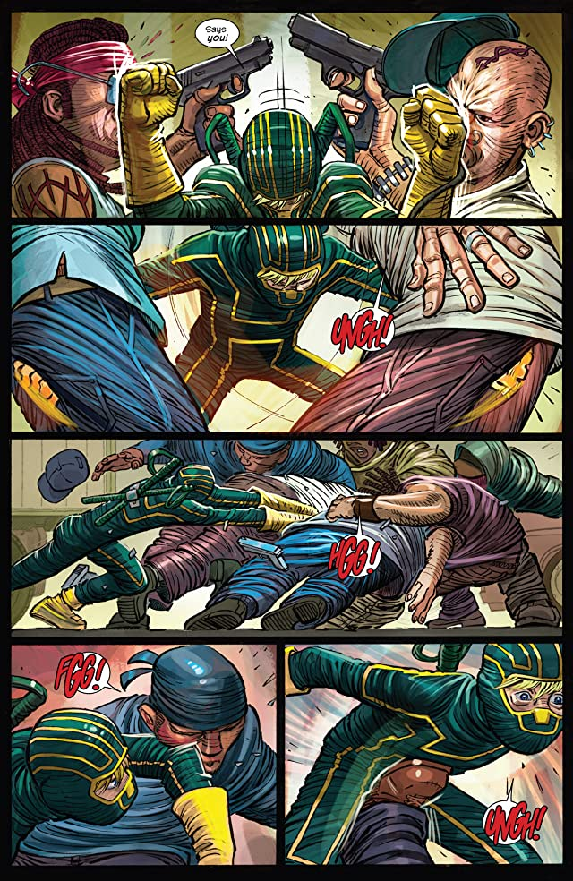 Kick-Ass 3 #2 (of 8)