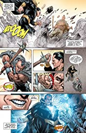 Justice League of America (2013-2015) #7.4: Featuring Black Adam