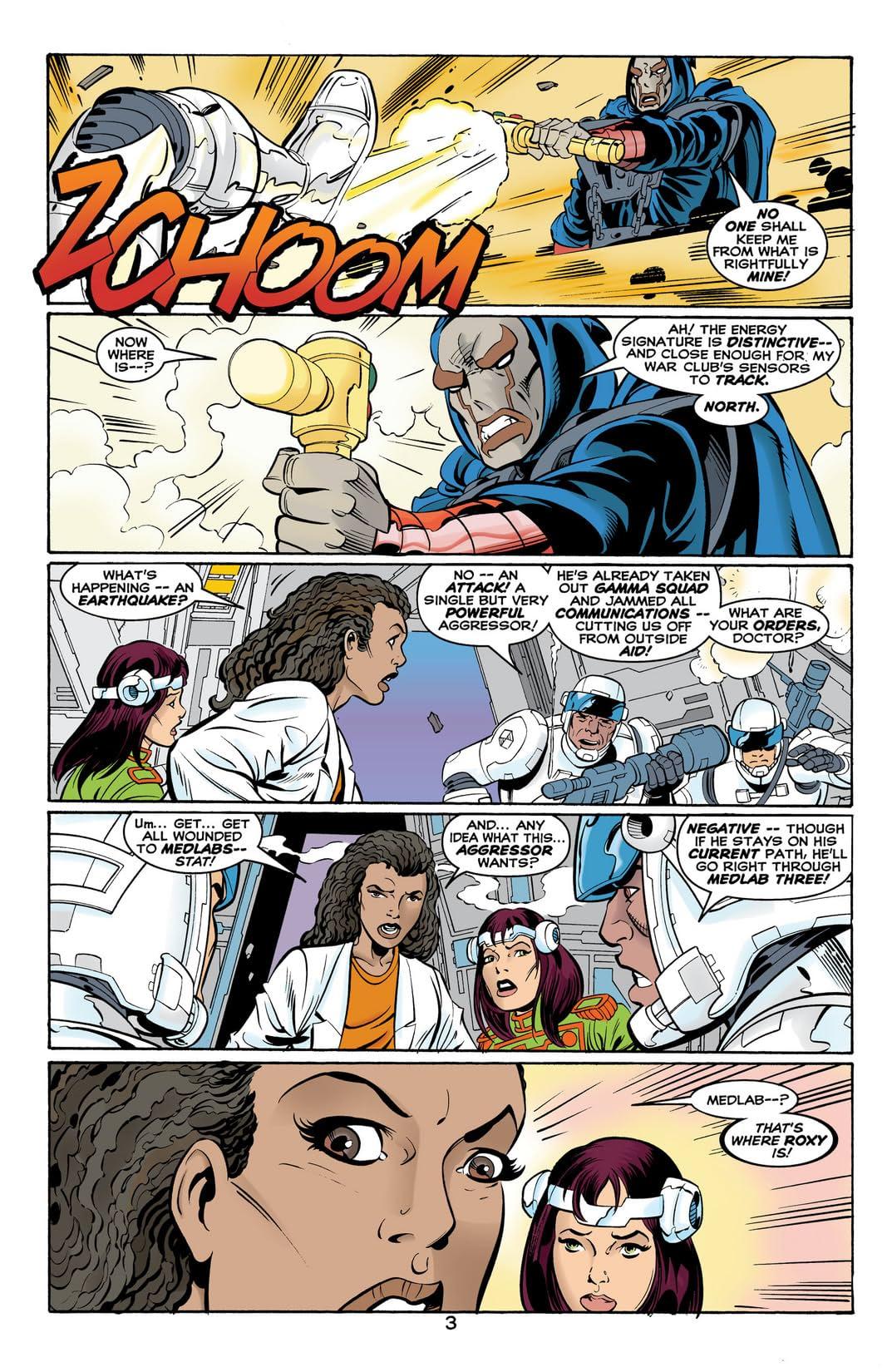 Superboy (1994-2002) #79