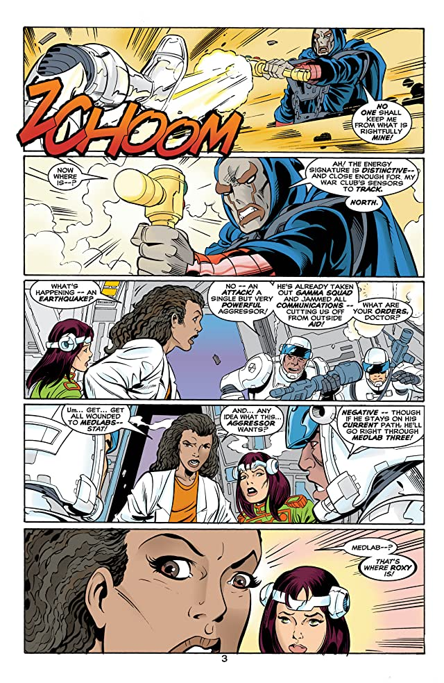 click for super-sized previews of Superboy (1994-2002) #79