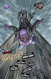 Superman (2011-2016) #23.4: Featuring Parasite