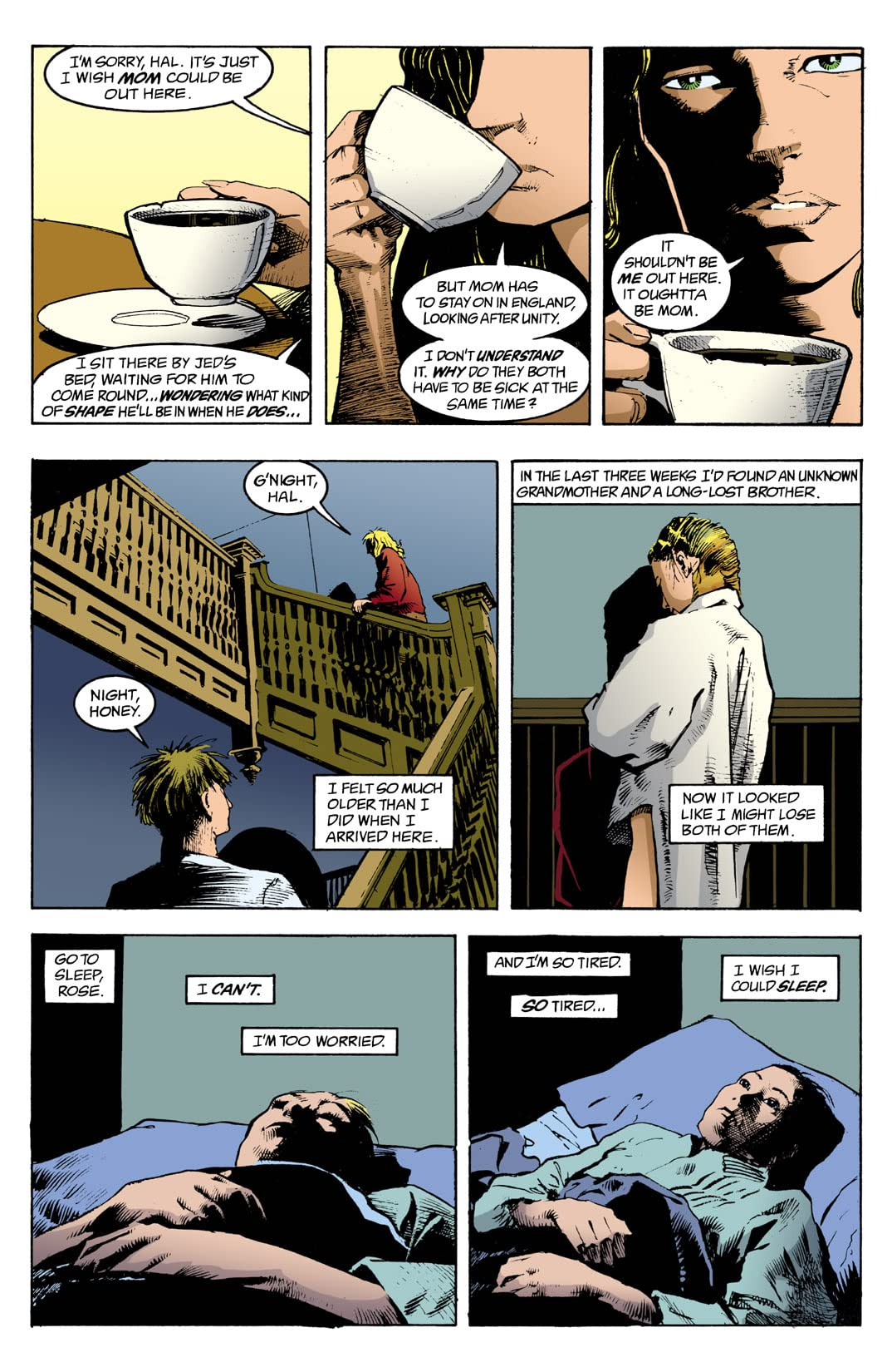 The Sandman #15