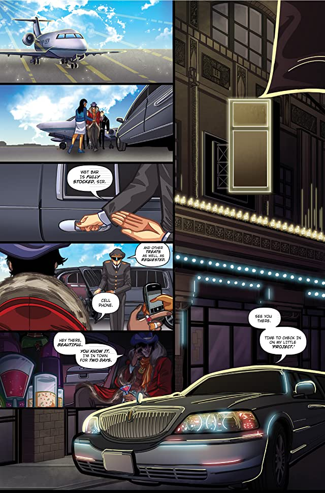 Yumiko: Curse of the Merch Girl #3 (of 5)