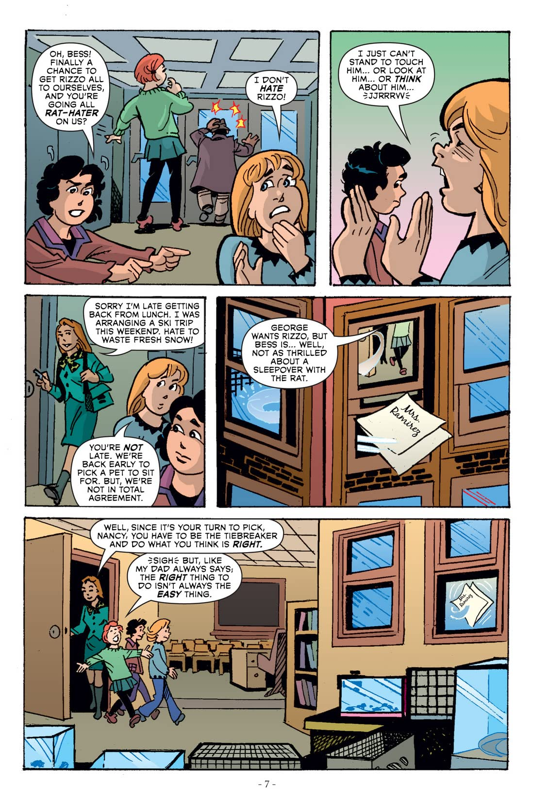 Nancy Drew & The Clue Crew Vol. 3: Enter The Dragon Mystery Preview