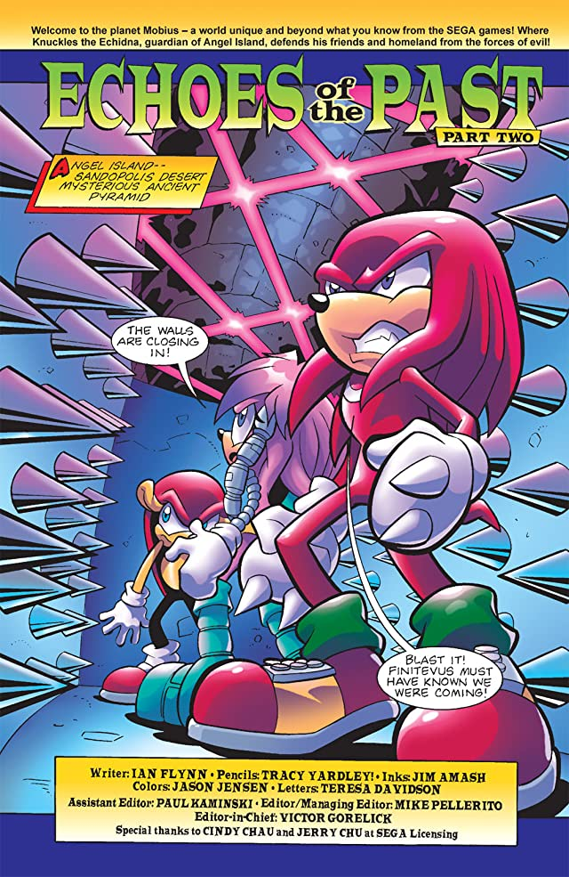 click for super-sized previews of Sonic Universe #10