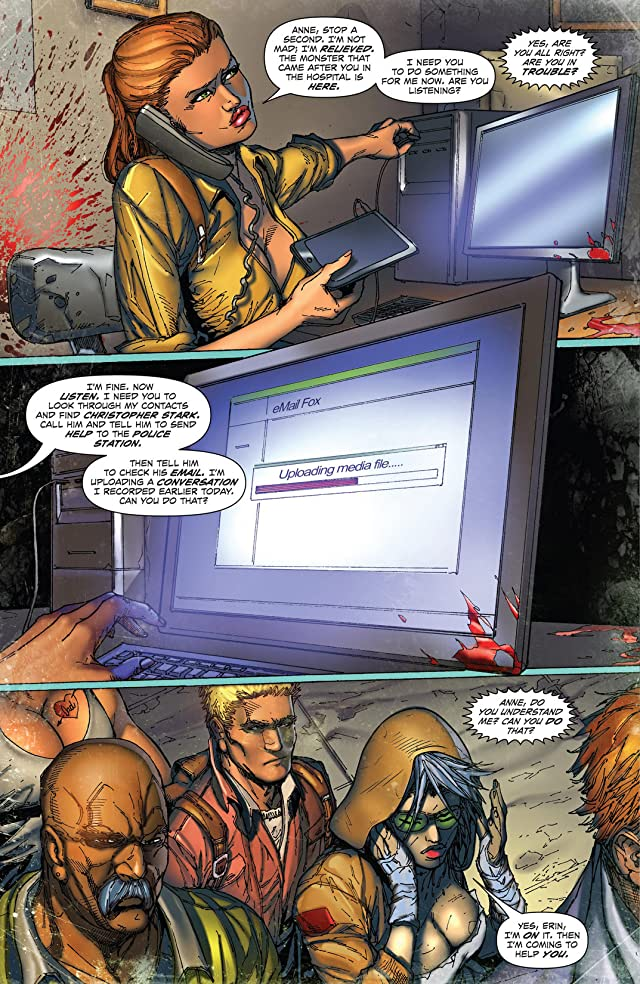 click for super-sized previews of Screwed #5 (of 6)