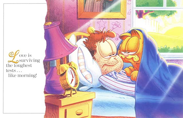 click for super-sized previews of Garfield: For You, With Love- Garfisms of Affection