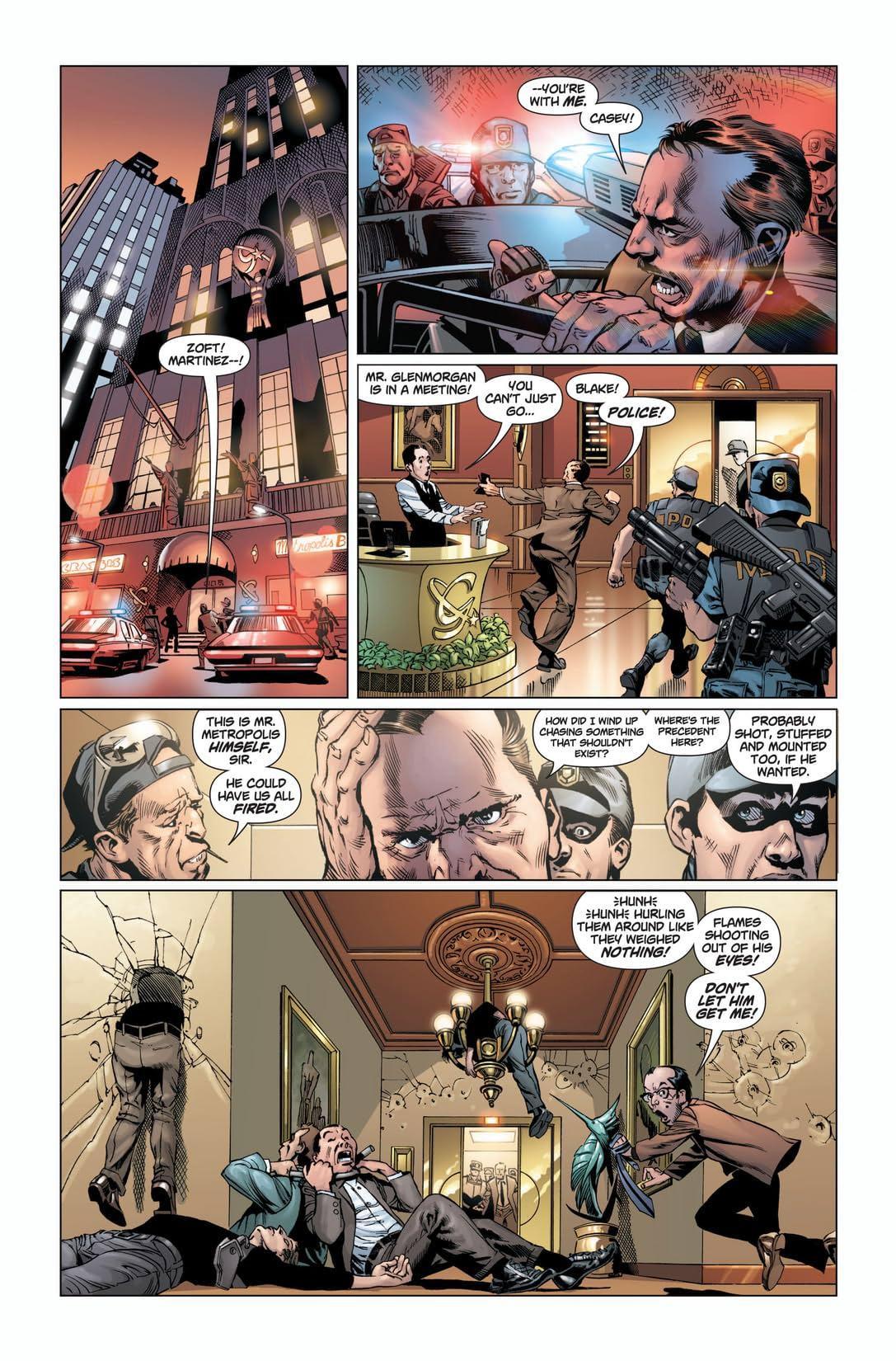 Superman - Action Comics (2011-2016) Vol. 1: Superman and the Men of Steel