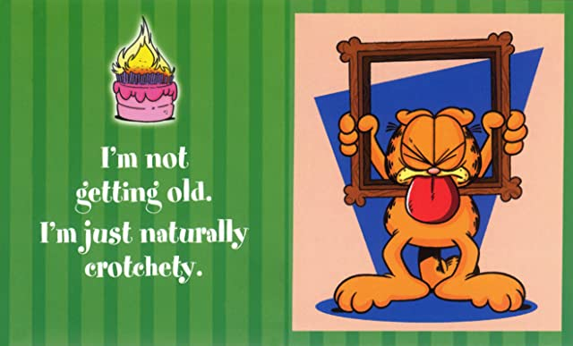 Garfield: So Many Candles... So Little Lung Capacity