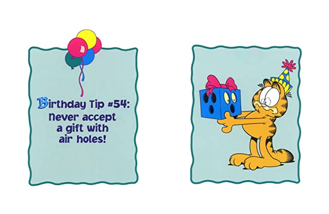 click for super-sized previews of Garfield: Party Now, Age Later!