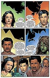 Inhumans (2003-2004) #8