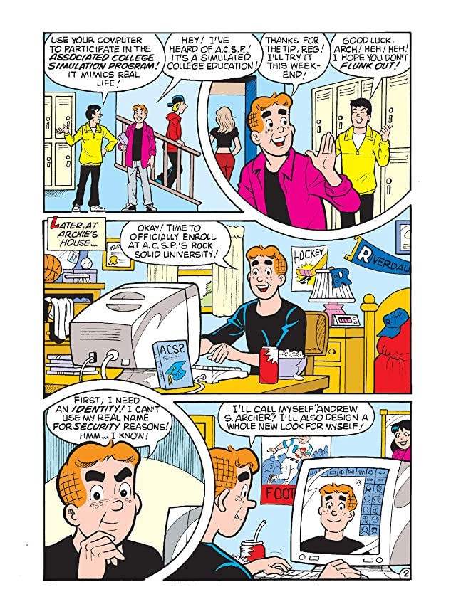 Archie & Friends Double Digest #32