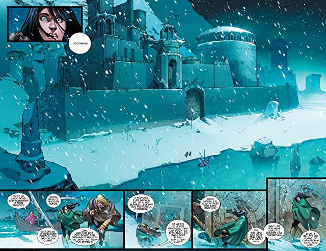 click for super-sized previews of Thor: Season One