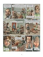 Aspic détectives de l'étrange Vol. 2: L'or du vice