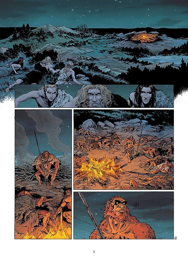 click for super-sized previews of La guerre du feu Vol. 2: Sur les rives du grand fleuve