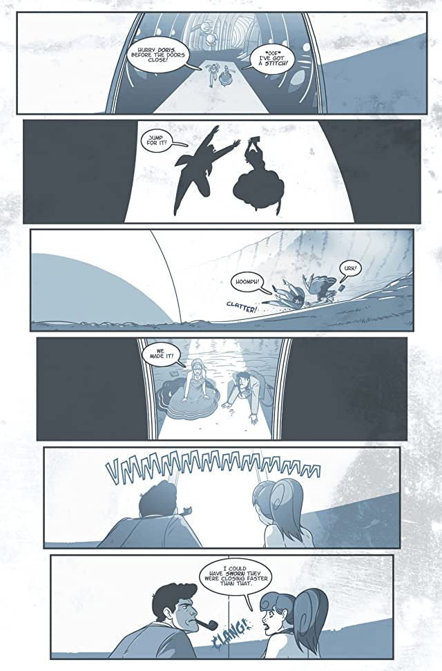 click for super-sized previews of It Came! #3
