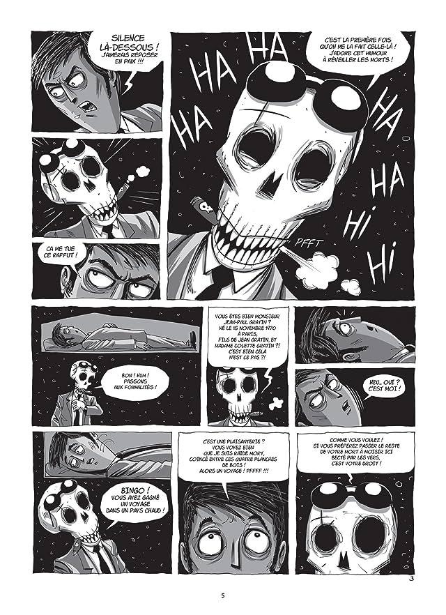 Yo-Yo post-mortem Vol. 1: Mourir nuit gravement à la santé
