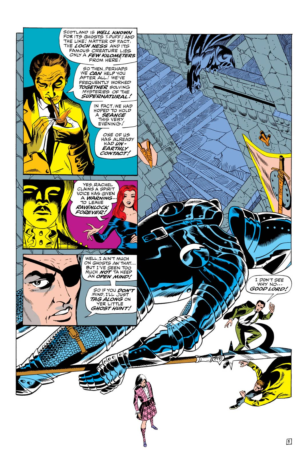 Nick Fury: Agent of S.H.I.E.L.D. (1968-1971) #3
