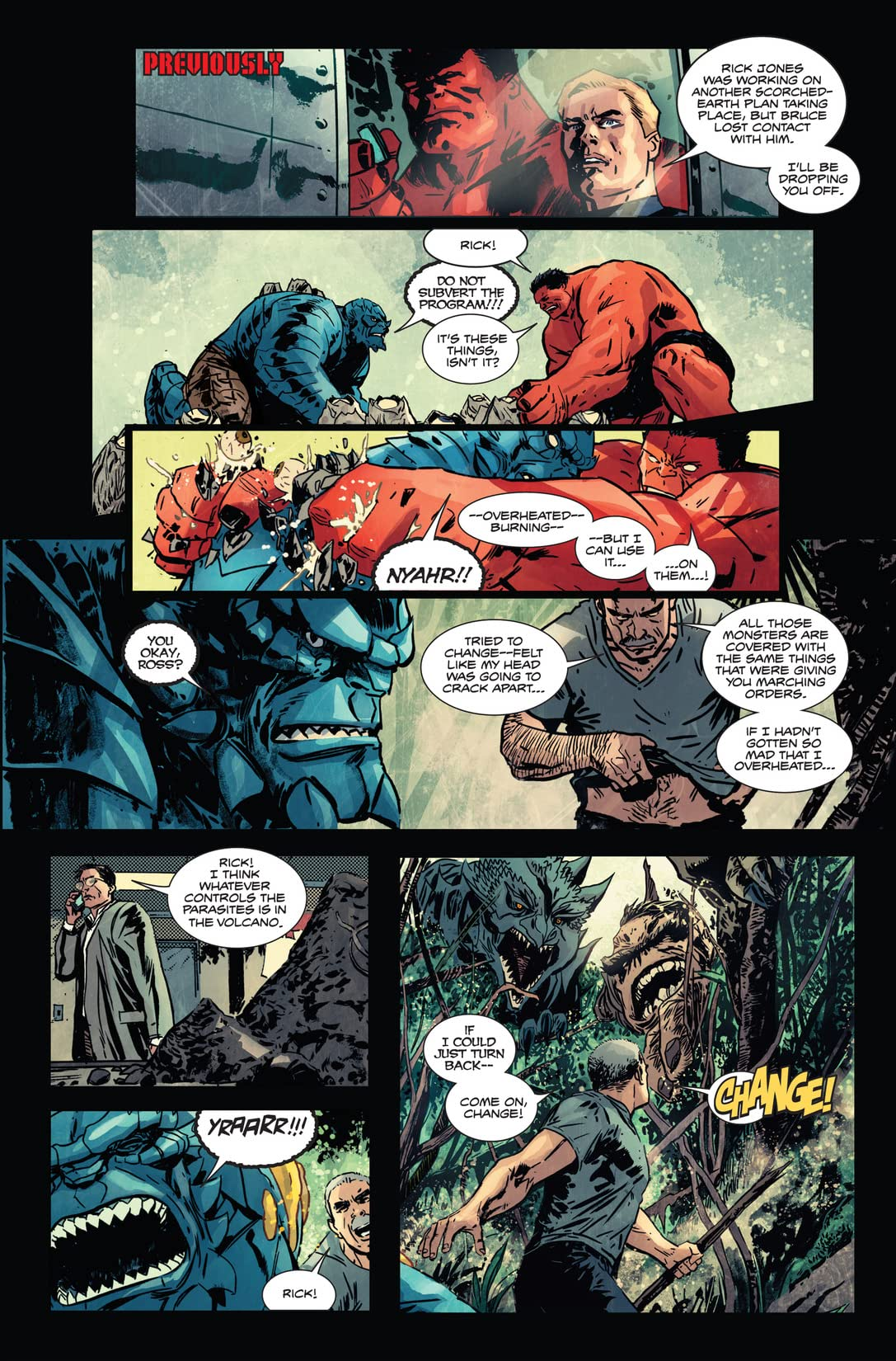 Hulk (2008-2012) #29