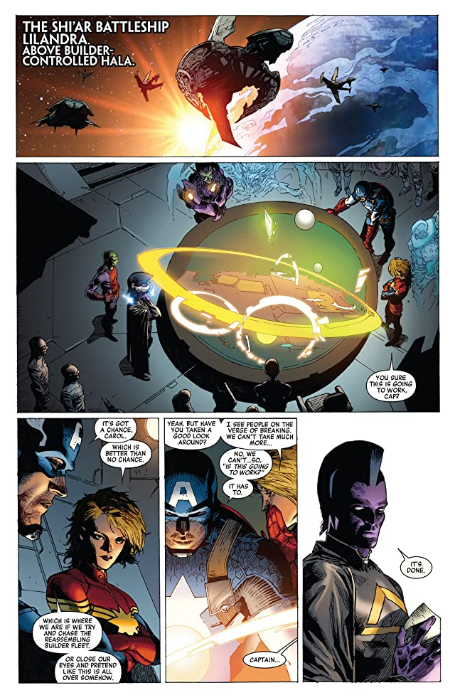 click for super-sized previews of Infinity #4