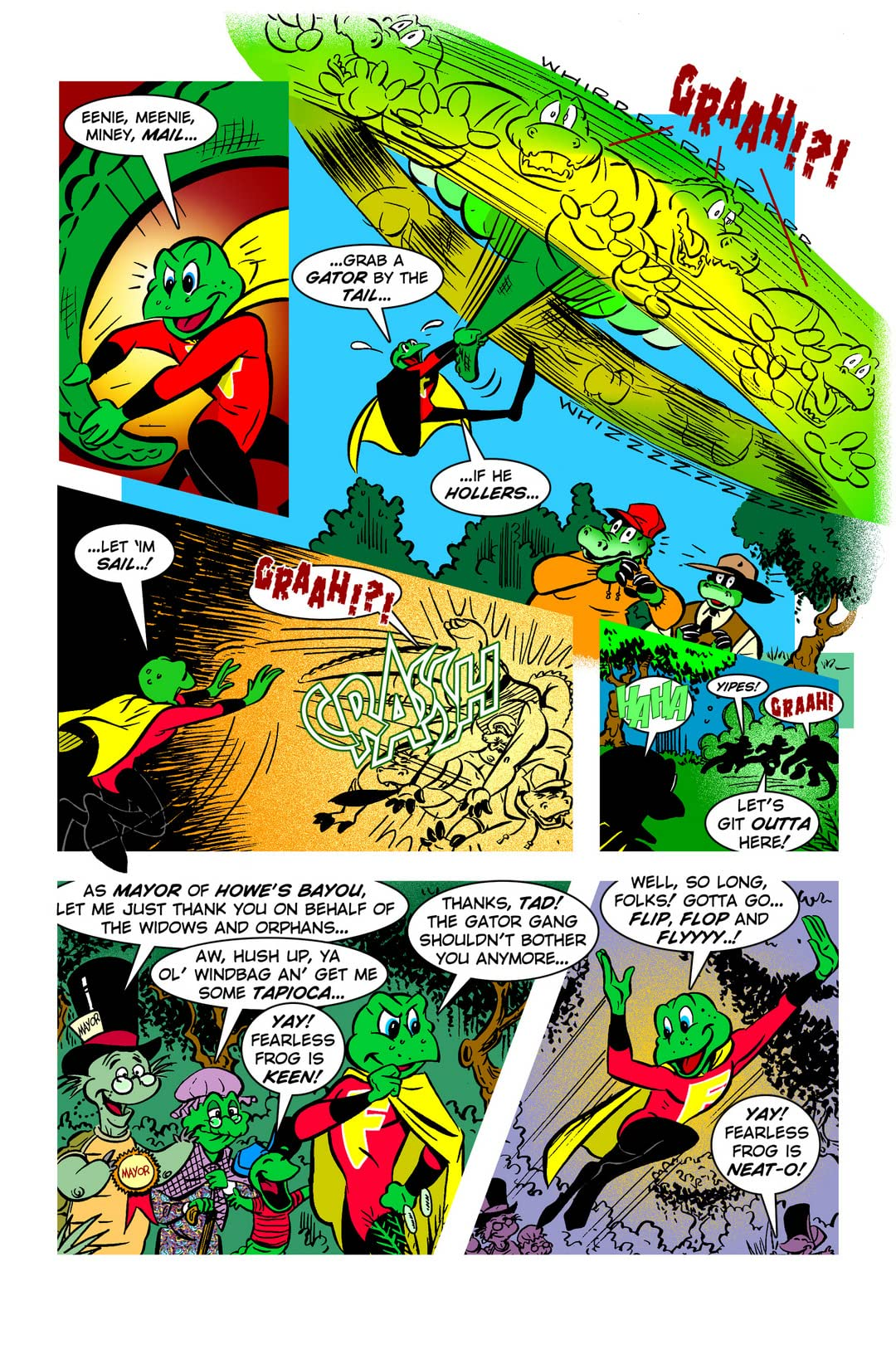 Holy Cow Comics #3