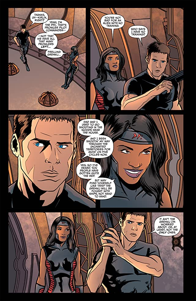 Farscape Vol. 4: Ongoing #9