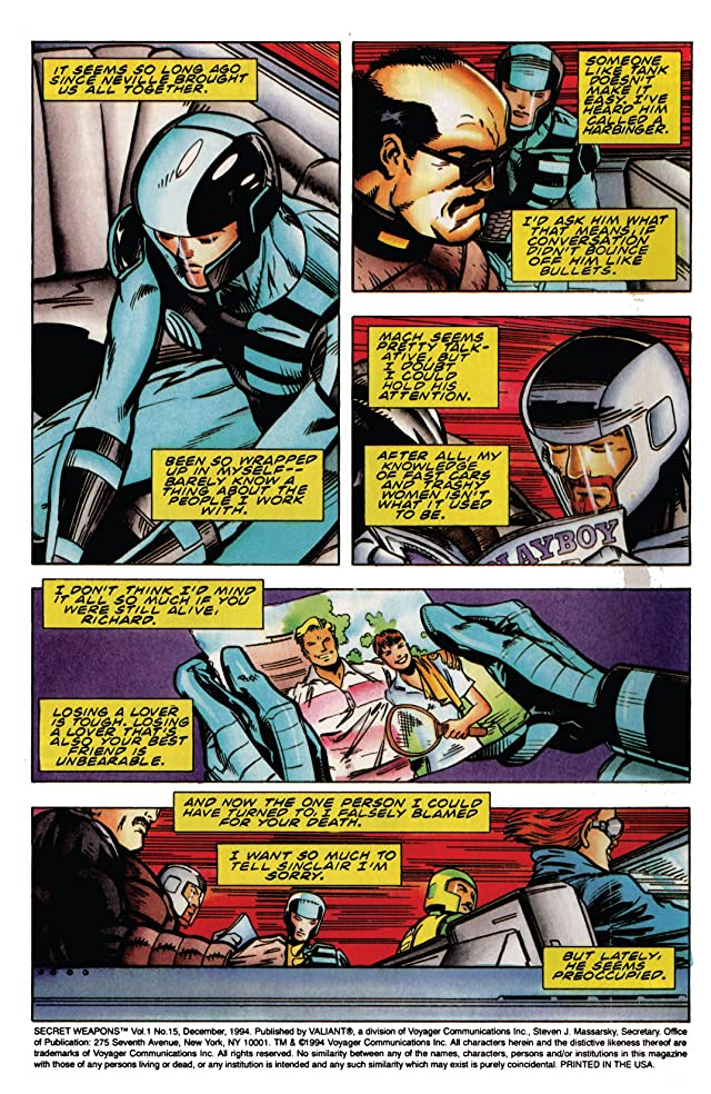 Secret Weapons (1993) #15