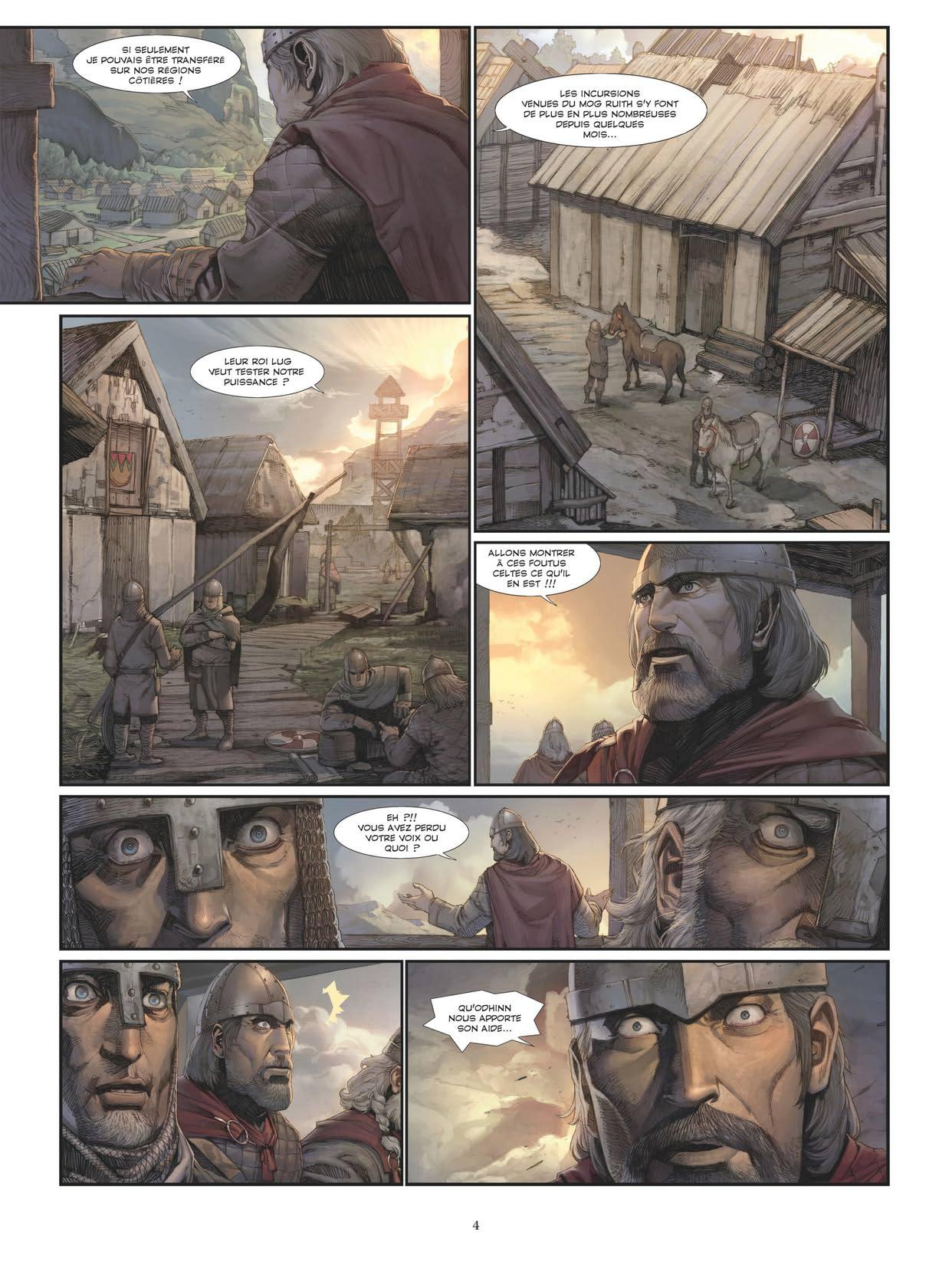 Konungar Vol. 1: Invasions