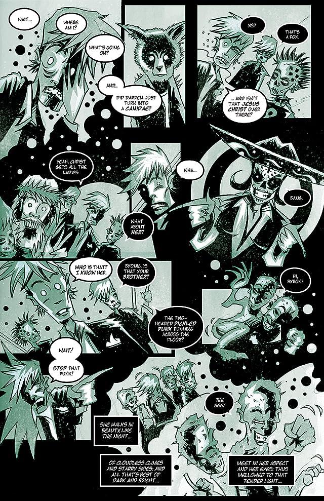 Byron: Die, Byron! Die! #5