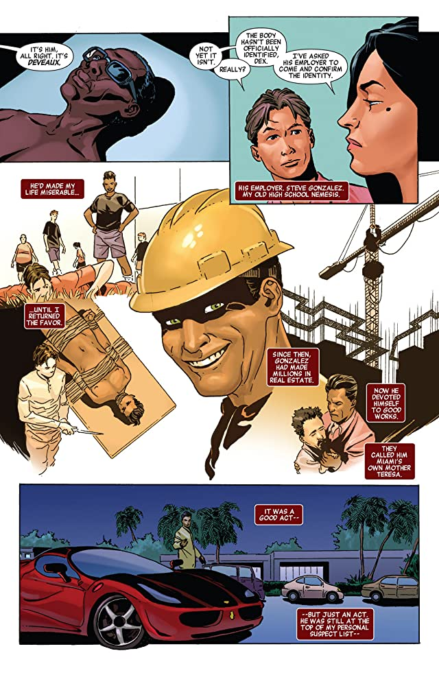 click for super-sized previews of Dexter #4