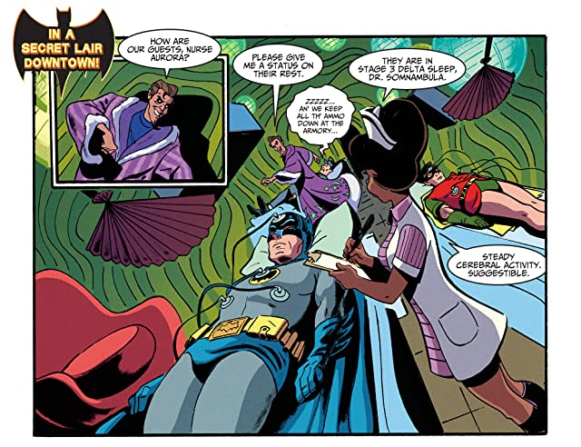 Batman '66 #14