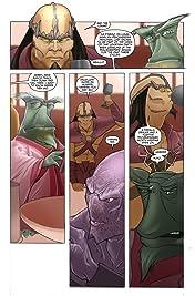 Farscape: D'Argo's Quest Vol. 3 #2 (of 4)