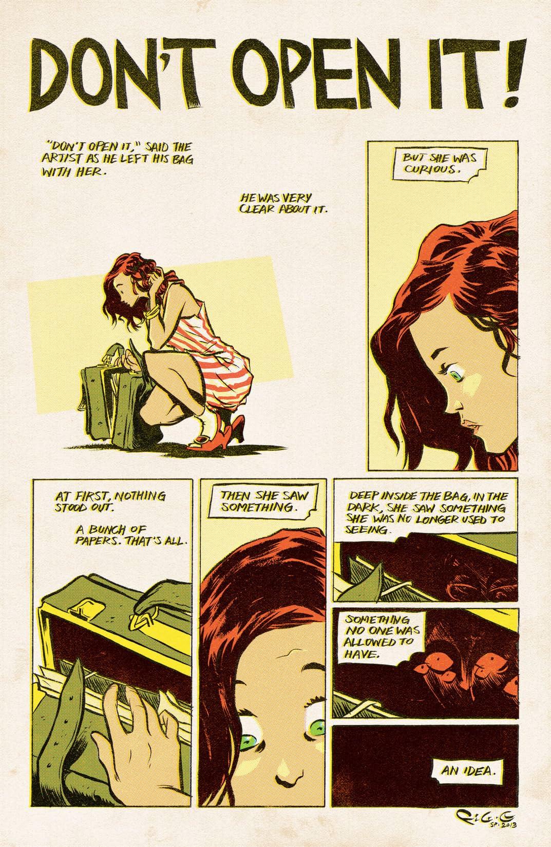Liberty Comics: A CBLDF Benefit Book #6