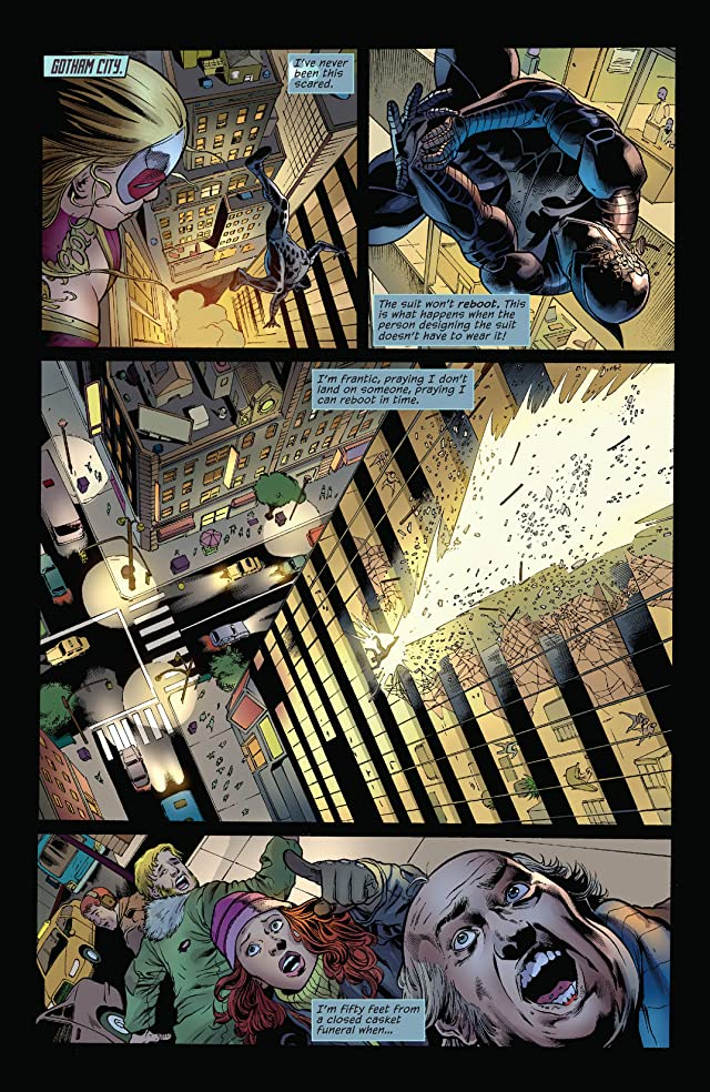 click for super-sized previews of Batwing (2011-2014) #24