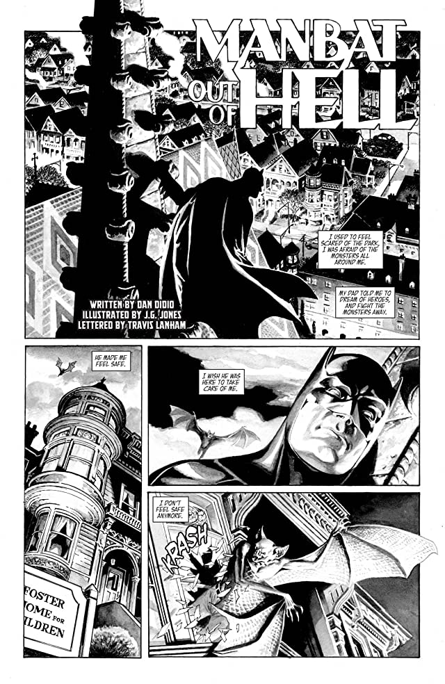 Batman Black & White (2013-2014) #2 (of 6)