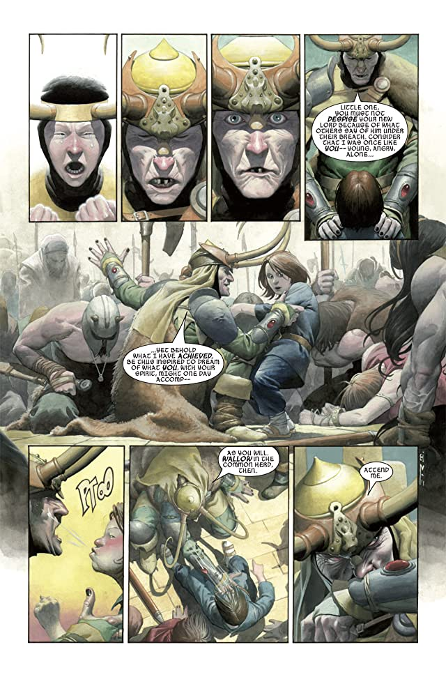 click for super-sized previews of Loki (2004) #1
