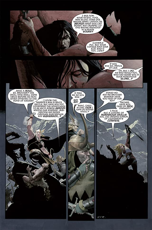 click for super-sized previews of Loki (2004) #2