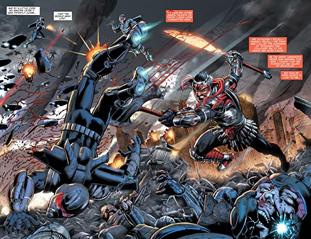 click for super-sized previews of Earth 2 (2012-2015) #16