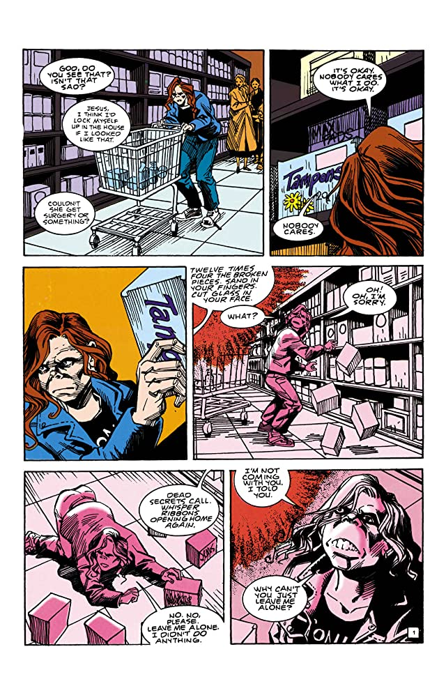 click for super-sized previews of Doom Patrol (1987-1995) #64