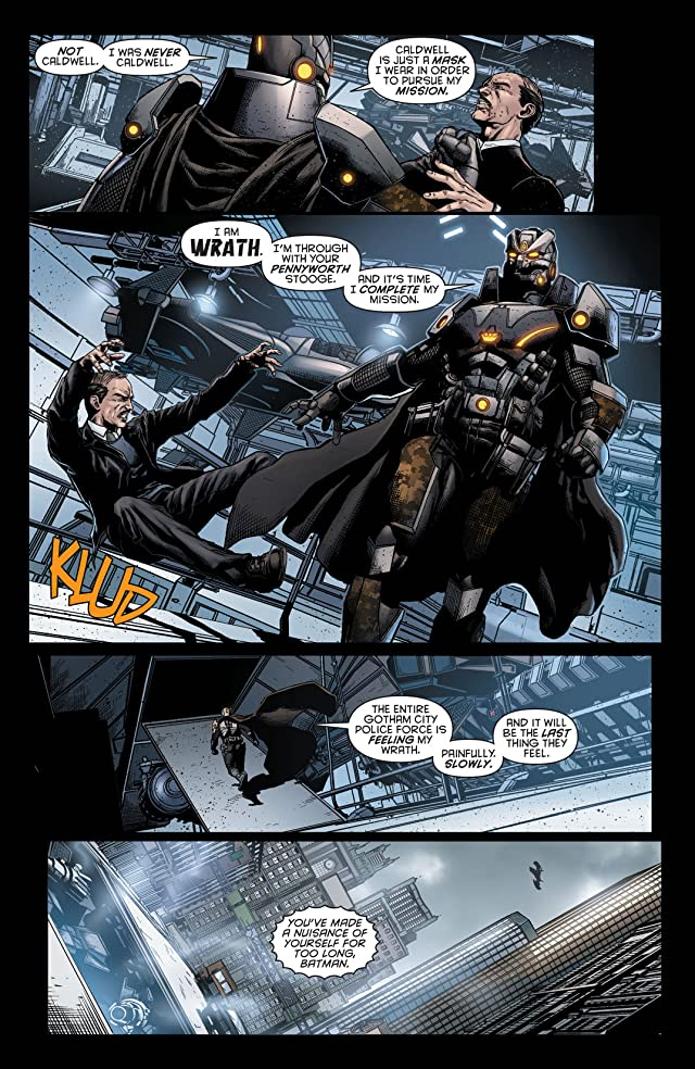 click for super-sized previews of Detective Comics (2011-) #24