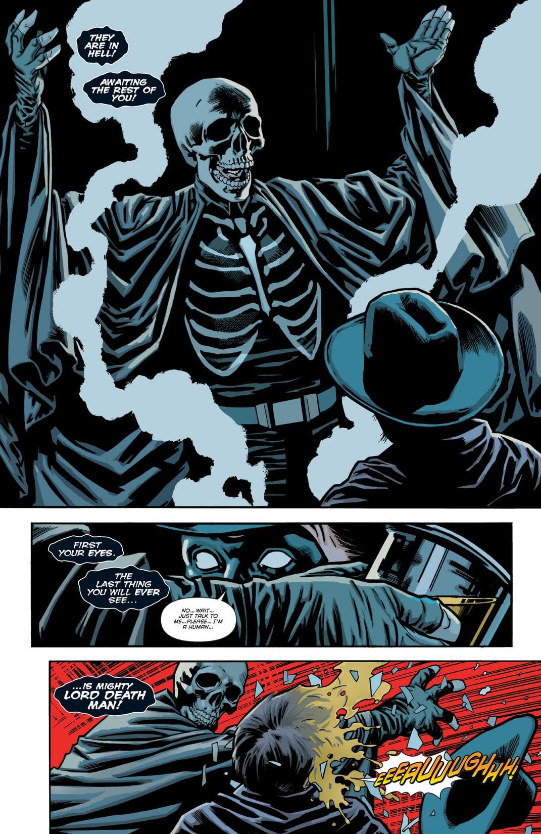 Batman Incorporated (2010-2011) Vol. 1: Deluxe