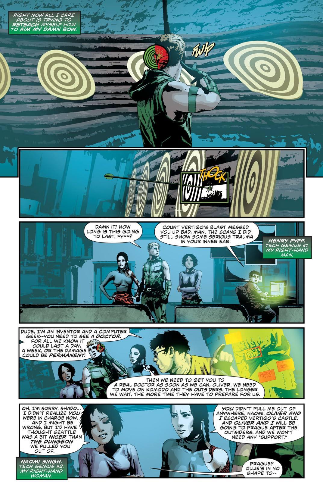 Green Arrow (2011-) #24
