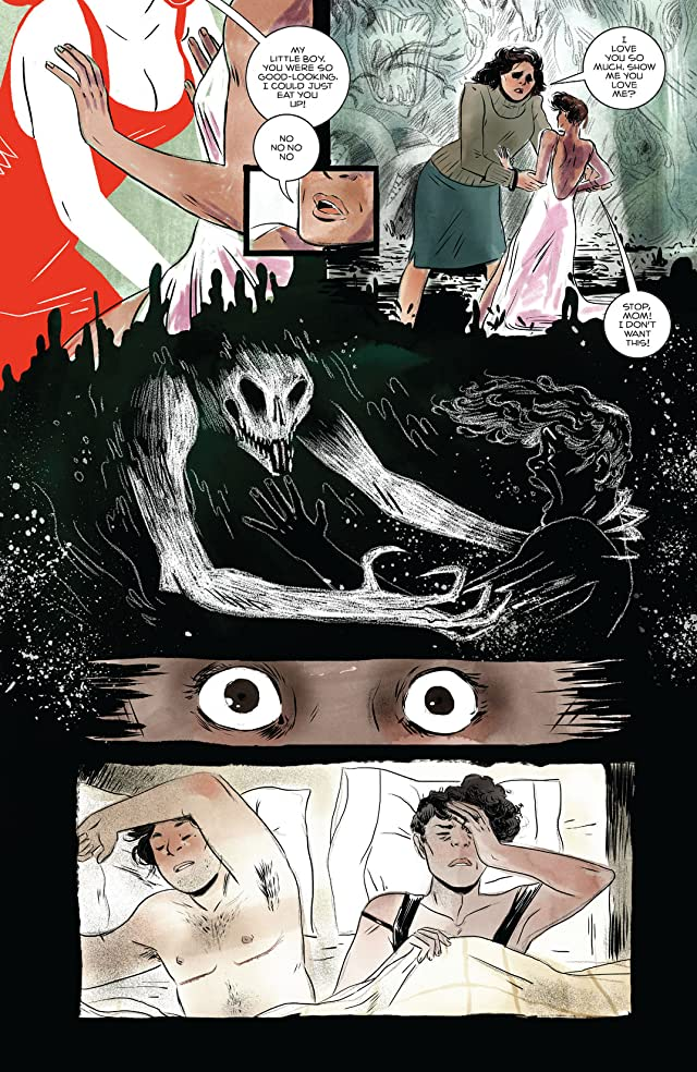 click for super-sized previews of The Witching Hour (2013) #1