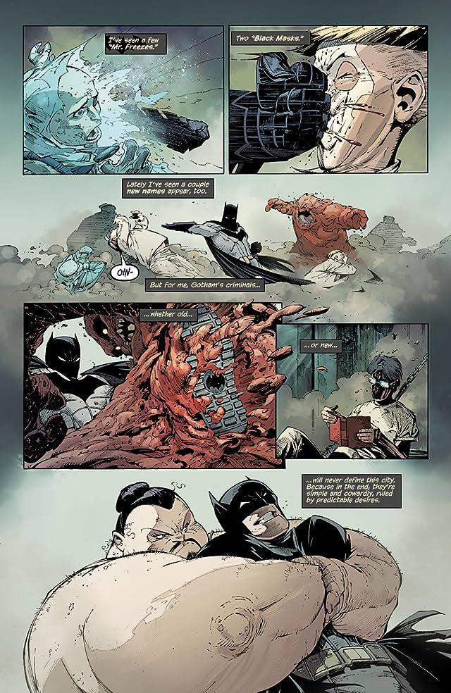 Batman (2011-) Vol. 1: The Court of Owls