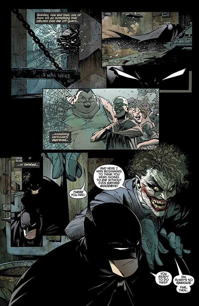 Batman (2011-) Vol. 1: The Court of Owls