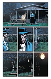 The Phantom Stranger (2012-2014) #12